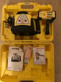 Leica Rugby 100 Self Levelling Laser Level