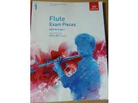 ABRSM Flute Exam Pieces Grade 1 (2014-2017 syllabus)