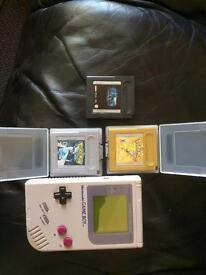 Original Nintendo gameboy dmg-01
