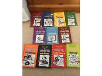 Diary of a Winpy Kid books