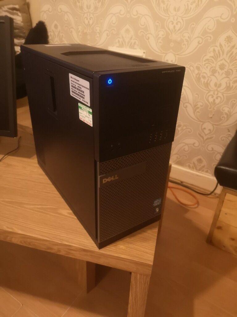 Dell 970 PC, i5, 12GB RAM, 128GB SSD, 500GB SATA HD