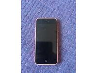 iPhone 5c with case (16gb unlocked)