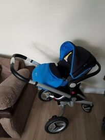 Silver Cross Surf 2 with isofix