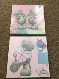 2 tatty teddy pictures perfect condition smoke pet free home.