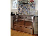 SMEG Range Cooker - £285