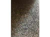 Brand new dark grey carpet for quick sell