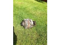 Alternator removed from corsa van 1.7di