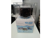 Brand new waterproof full HD camera KITVISION Splash