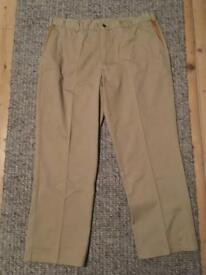 Men's XL Orvis Cotton (Fishing) Trousers for sale