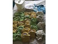 Reusable cloth nappies everything you need