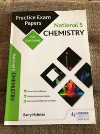 SQA Practice Exam Papers National 5 Chemistry