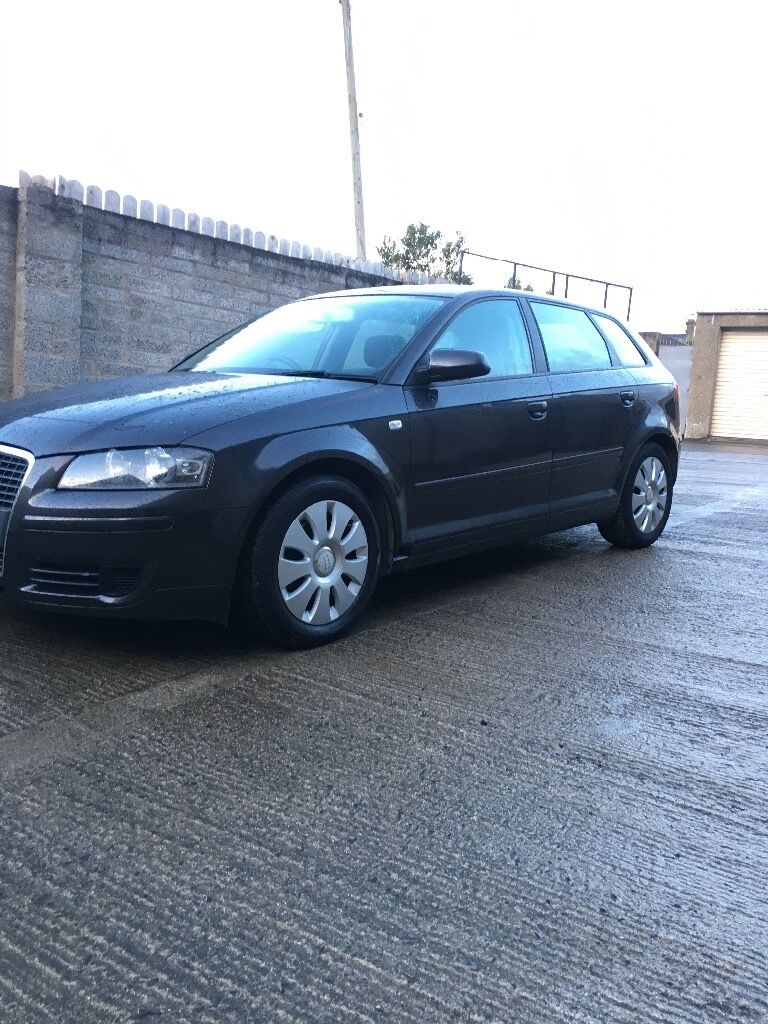 2008 Audi A3 1.9tdi £30 a year tax