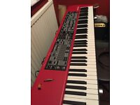 Nord Stage 88 EX with nord case