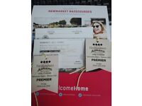 2 x tickets @ £40 - Paloma Faith Newmarket Nights Premier Enclosure