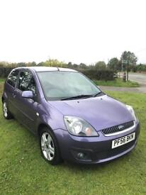 Ford Fiesta 1.2 ++SERVICE HISTORY++LOW INSURANCE++