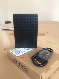 Seagate 2TB External HDD