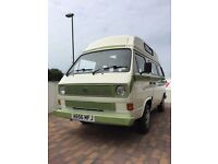 84 VW T25 CAMPER VAN 1.9 PETROL MANUAL - STUNNING - RESTORED - ORIGINAL INTERIOR