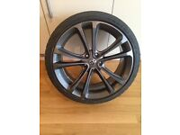 19inch Volkswagen ALLOY WHEELS