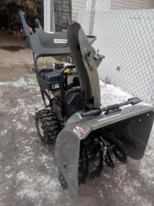 Used Snowblowers Fully Serviced and On Sale!