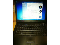 DELL E6400 LAPTOP - WINDOWS 7 PRO - MICROSOFT OFFICE - FULLY LICENCED - PERFECT FOR STUDENT