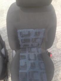 Mk6 fiesta van seats & other bits
