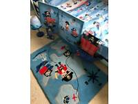 NEXT PIRATE BED AND ACCESSORIES