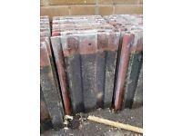 Reclaimed Leighton roof tiles