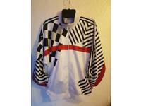 90s Adidas tracksuit top