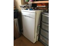 Perfectly working Currys Basic Dishwasher (slimline)
