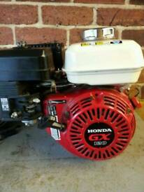 Honda gx 120 with reduction box