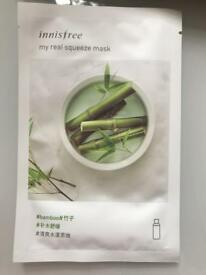 Innisfree Daily Mask Set 6 sheets