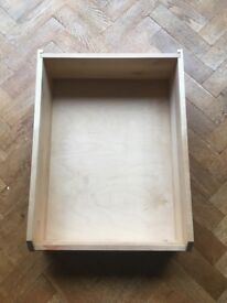 Wooden Drawers for Pax wardrobe from Ikea