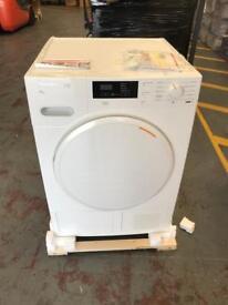 Miele TKB540WP condenser tumble dryer