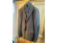 Angelico Italian wool winter jacket M