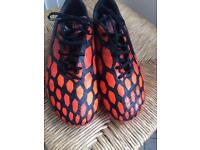 Adult size 9.5 Adidas football boots