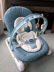 Chicco Hoopla bouncer - barely used