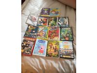 Selection of kids dvds 14