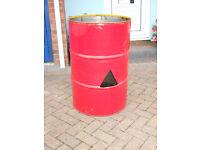 Garden Incinerator/drum burner/paper burner