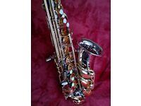 Yanagisawa AWO37 Alto Professional Saxophone Very Good Condition