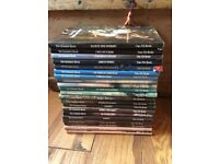 Enchanted World books - complete set of 21