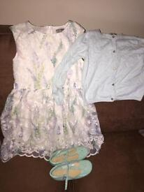 Girls Next outfit dress size 8 years