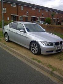BMW 325d se 2007 3.0l