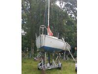 Hunter Sonata7 Yacht