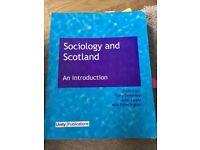 Sociology and Scotland: an introduction