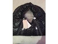 Armani baby cosy toes/ sleeping bag