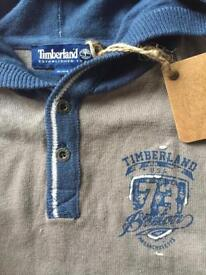New with tag boys Timberland jumper