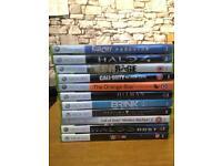 11 (16-18) Xbox 360 Games *LIST IN DESCRIPTION*