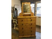 Beautiful Large dresser chest of drawers