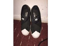 Real adidas trainers