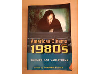 American Cinema of the 1980s: Themes and Variations by Stephen Prince [Book]
